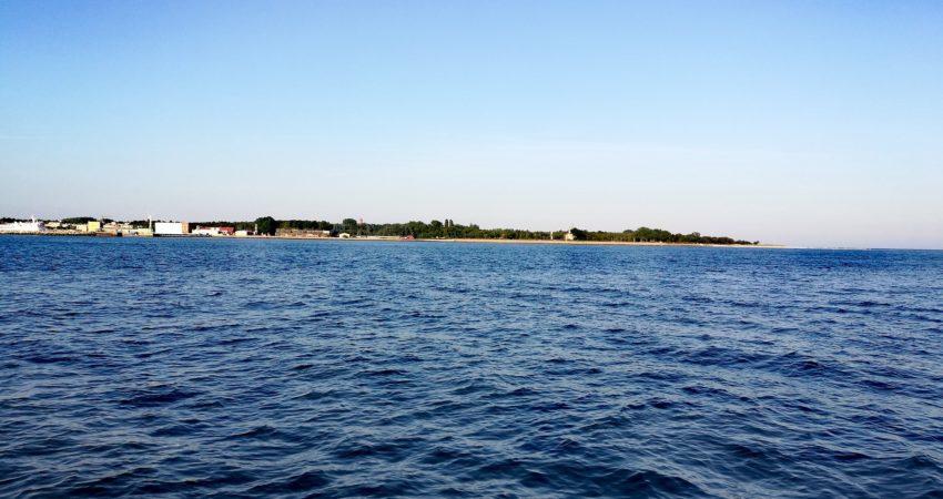 V Zlot Morsów w Helu na Początku Polski