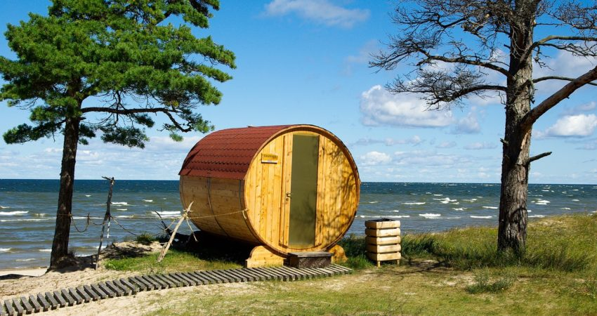 Sauna Party z Czechowickimi Morsami