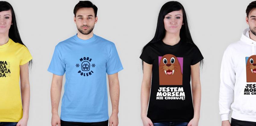 Koszulki dla morsów